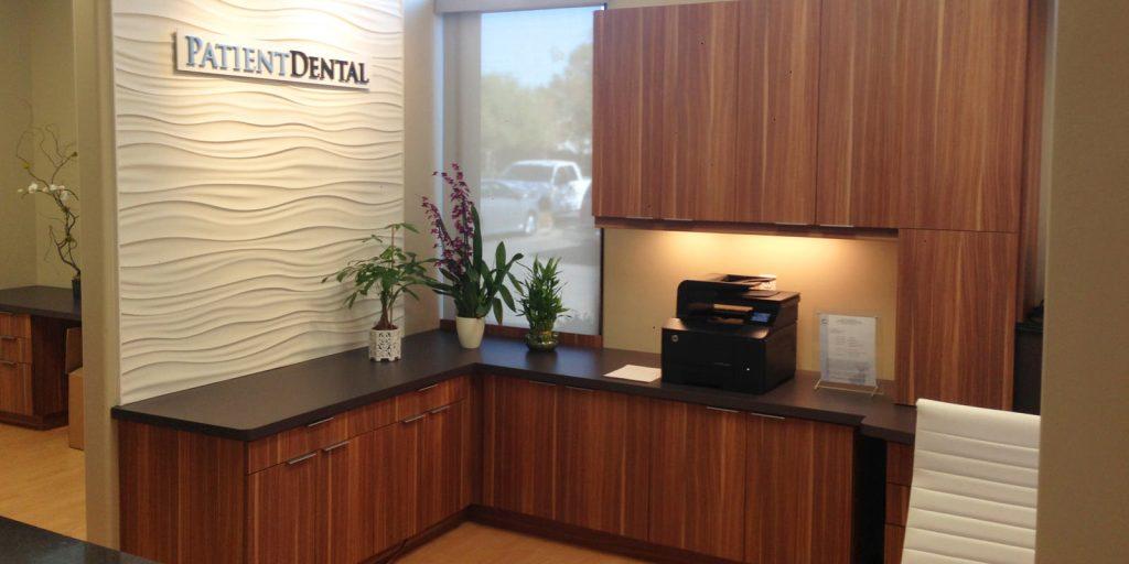 Dental Office Construction Dental Contractors Blue